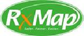 RX Map logo